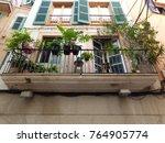 palma de majorca  majorca  ...   Shutterstock . vector #764905774