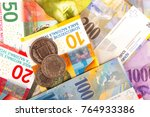 Swiss Franc Bills And Coins 1 ...