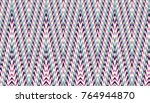 abstract digital fractal...   Shutterstock . vector #764944870