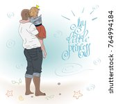 """my little princess"". a father... 