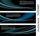 set of vector backgrounds.