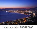 kalamata  greece. panoramic... | Shutterstock . vector #765072460