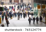 london  uk   march 16  2017 ... | Shutterstock . vector #765124774
