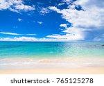 vacation wallpaper sunshine... | Shutterstock . vector #765125278