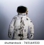 Astronaut Isolated With...