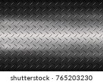stainless steel plate texture | Shutterstock . vector #765203230