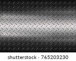 stainless steel plate texture | Shutterstock . vector #765203230