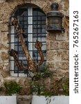 stone old city jaffa in tel aviv   Shutterstock . vector #765267163