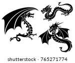 vector illustration of... | Shutterstock .eps vector #765271774