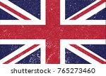 british flag. uk illustration.... | Shutterstock .eps vector #765273460