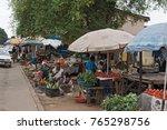 livingstone  zambia november ... | Shutterstock . vector #765298756