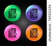 highlighter crystal ball design ...