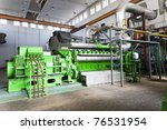 high voltage industrial standby ... | Shutterstock . vector #76531954