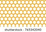 beehive texture  nature   Shutterstock .eps vector #765342040