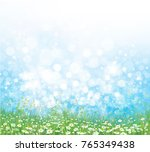 vector  nature  background ... | Shutterstock .eps vector #765349438