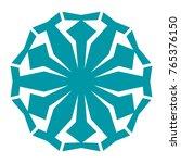 snowflake. element for winter...   Shutterstock .eps vector #765376150