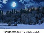 Beautiful Night In Winter....