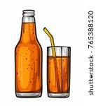 vector colorful illustration... | Shutterstock .eps vector #765388120