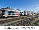 cuxhaven  germany   november 6  ...   Shutterstock . vector #765392233