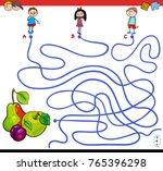 cartoon vector illustration of... | Shutterstock .eps vector #765396298