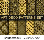 collection of art deco