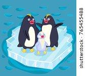 fun color children's vector...   Shutterstock .eps vector #765455488