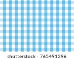Firebrick Gingham  Light Blue...