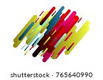 beautiful abstract background | Shutterstock .eps vector #765640990