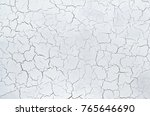 white texture with effect of... | Shutterstock . vector #765646690