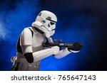 san benedetto del tronto  italy.... | Shutterstock . vector #765647143