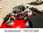 odessa  ukraine august 16  2017....   Shutterstock . vector #765737284