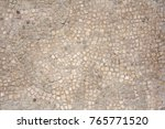old mosaic  background from... | Shutterstock . vector #765771520