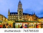 munich  germany   november 29 ... | Shutterstock . vector #765785320