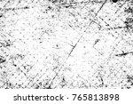 grunge black and white pattern. ...   Shutterstock . vector #765813898