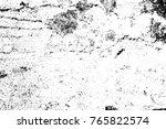 grunge black and white pattern. ... | Shutterstock . vector #765822574