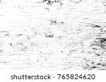 grunge black and white pattern. ... | Shutterstock . vector #765824620