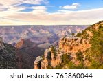 Small photo of View Point Maricopa Point at Grand Canyon National Park, Arizona, USA