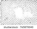 grunge black and white pattern. ...   Shutterstock . vector #765870040