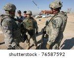 maxmur city  iraq   january 26  ...   Shutterstock . vector #76587592