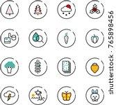 line vector icon set  ...   Shutterstock .eps vector #765898456