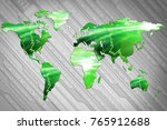 news background for global... | Shutterstock . vector #765912688