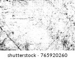 grunge black and white pattern. ... | Shutterstock . vector #765920260