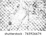 grunge black and white pattern. ... | Shutterstock . vector #765926674