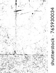 grunge black and white pattern. ... | Shutterstock . vector #765930034
