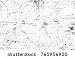 grunge black and white pattern. ... | Shutterstock . vector #765956920