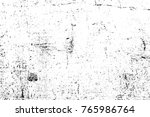 grunge black and white pattern. ... | Shutterstock . vector #765986764