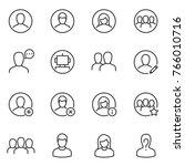 avatars for user interface...