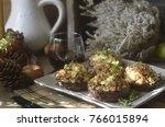 Stuffed Portabella Mushrooms...