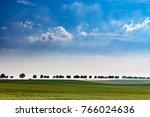 pure nature  meadows  fields ... | Shutterstock . vector #766024636