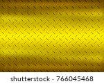 metal texture background... | Shutterstock . vector #766045468